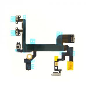 Ein/Aus Power Volume Flexkabel für iPhone SE