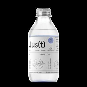 Jus(t) No1 - Gin-Verjus-Sprizz - Mischgetränk - 12 x 250 ml
