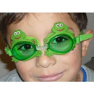 Schlori - Schwimmbrille Frosch 100% UV Schutz AntiFog