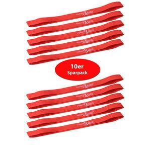 Rubberband Dittmann Sparpack 10x Rot (10Stk.)
