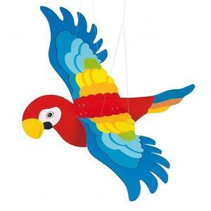 Goki Schwingtier Papagei von Gollnest & Kiesel