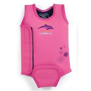 Konfidence BabywarmaTM - Neopren fuer Babys und Kleinkinder Pink...