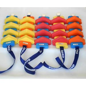 Schwimmgürtel Kinder mit Sicherheitsverschluß 60cm Länge
