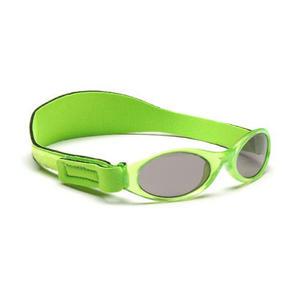 KidzBanz Kindersonnenbrille 100% UV-Schutz 2-5Jahre Green...