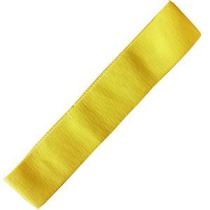 Dittmann Rubberband XL teKstil Textil Ringband Loop yellow/light...