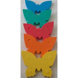 Auftriebshilfe Schwimmhilfe Schwimmspaß Schmetterling 390x300x38mm...