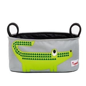 Kinderwagentasche Krokodil - 3 sprouts