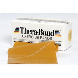 Thera-Band® 3,0m GOLD Maximal Schwer Gymnastikband THERABAND (5,30 € pro 1 m)