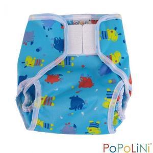 Popolini Überhose PopoWrap Hippo Windelüberhose XL