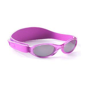 KidzBanz Kindersonnenbrille 100% UV-Schutz 2-5Jahre Purple...