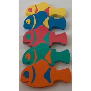 Auftriebshilfe Schwimmhilfe Schwimmspass Clownfish 400x220x38mm...