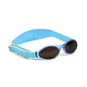 BabyBanz Babysonnenbrille 100% UV-Schutz 0-2Jahre Aqua Blue