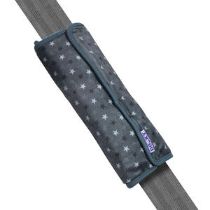 Dooky Sicherheitsgurtpolster / Seatbelt Pillow - Grey Star