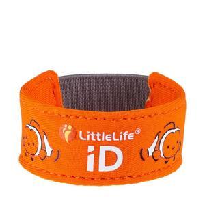LittleLife Safety iD Armband für Kinder - Clownfish