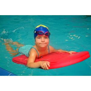 Schwimmbrett Minisurf 750x400x38 mm für Baby, Kinder und Erwachsene...