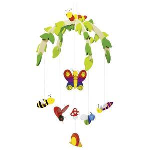 Goki Mobile Schmetterlinge & Käfer von Gollnest & Kiesel