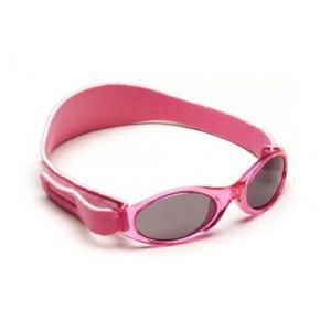 KidzBanz Kindersonnenbrille 100% UV-Schutz 2-5Jahre Pink Alter2-5Jahre