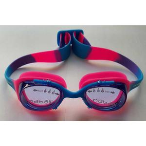 Schwimmbrille Antifog S 100% UV Schutz für Kleinkinder einstellbar...