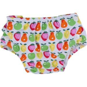 Popolini Badewindel Schwimmwindel Fruits