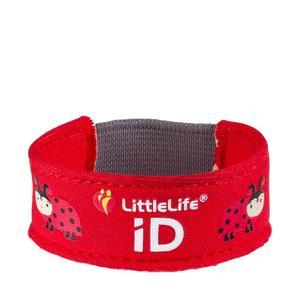 LittleLife Safety iD Armband für Kinder - Ladybird Marienkäfer