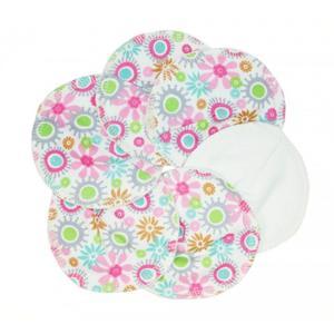 ImseVimse Nursing Pads Stilleinlage Flowers Organic kbA Baumwolle 3...