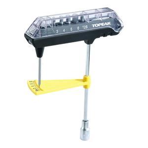 Topeak TP ComboTorq Wrench & Bit Set Drehmomentschlüssel
