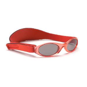 KidzBanz Kindersonnenbrille 100% UV-Schutz 2-5Jahre Red Alter2-5Jahre