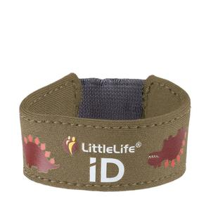 LittleLife Safety iD Armband für Kinder - Dino