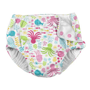 Iplay Swim Diaper Badewindel Schwimmwindel White Sea Pals SL 13,5-17kg