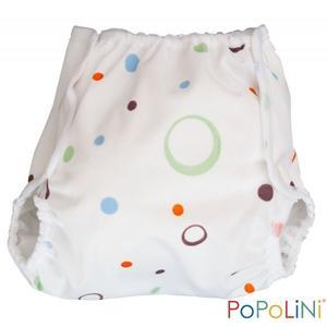 Popolini Überhose Vento Bubbles M 5-10 kg