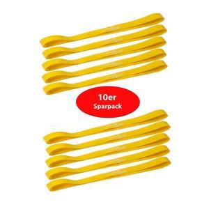 Rubberband Dittmann Sparpack 10x Gelb (10Stk.)