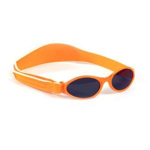 KidzBanz Kindersonnenbrille 100% UV-Schutz 2-5Jahre Orange...