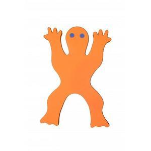 Schwimmbrett Frosch Schwimmhilfe Orange