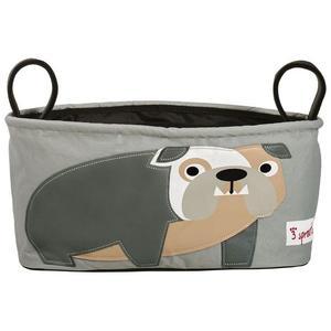 Kinderwagentasche Bulldogge - 3 sprouts