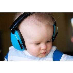 BabyBanz Kindergehörschutz/Ohrenschützer Ohrenschutz Gehörschutz blau