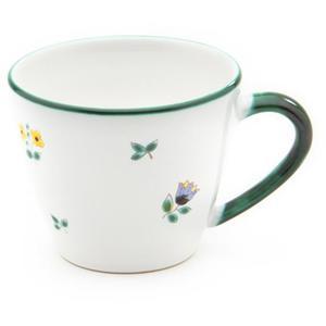 Streublumen, Kaffeetasse Gourmet (0,2L)