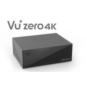 VU+ Zero 4K Sat Receiver 1x DVB-S2X mit vorinstalliertem VTi Image