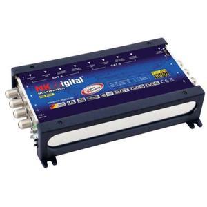 MK Digital Multischalter 9/8 mit LED