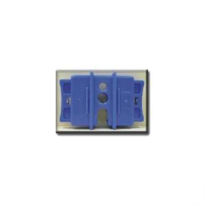 Abisolierer für Koaxkabel Mini Blau