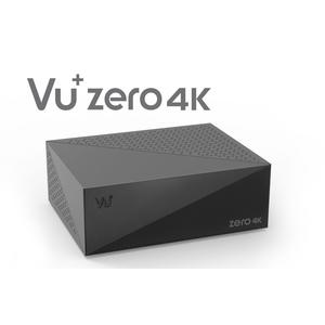 VU+ Zero 4K Sat Receiver 1x DVB-S2X mit vorinstalliertem OpenATV Image