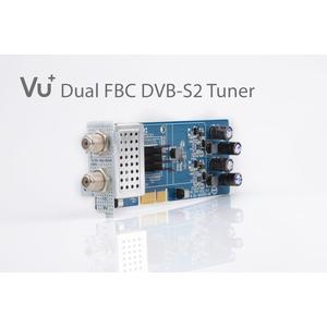 VU+ DVB-S2/S2X FBC Twin Tuner Uno 4K / Duo 4K / Ultimo 4K ( 8 Demodulatoren )