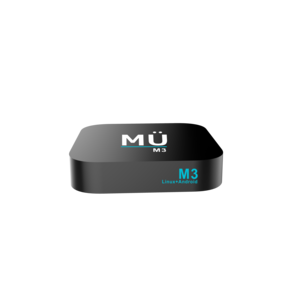 MÜ M3 | Set-Top-Box | Mediaplayer Smart TV, ORF Mediathek, ARD,ZDF,3Sat uvm.