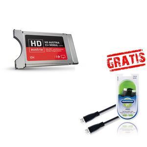 HD Austria Modul CAM701 inkl. gratis HDMI Kabel