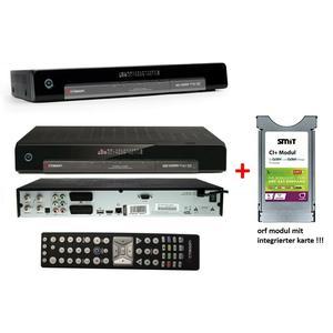 Octagon SF1018HD | Twin Sat Receiver DVB-S2 | inkl. ORF DIGITAL DIREKT CI Modul