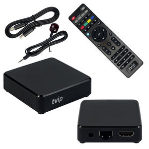 TVIP S-Box v.530 4K UHD Multimedia IPTV Stalker Streaming Player