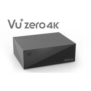 VU+ Zero 4K Receiver 1x DVB-S2X