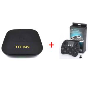 Maxytec Titan IPTV Set Top Box inkl. mini Keyboard Bundle
