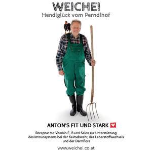 Weichei Hühnerfutter - Anton's Fit und Stark (10 kg)