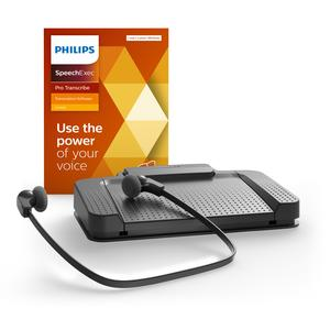 Philips SpeechExec Pro Transkriptionsset