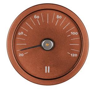 Sauna-Thermometer Kupferfarben von Rento